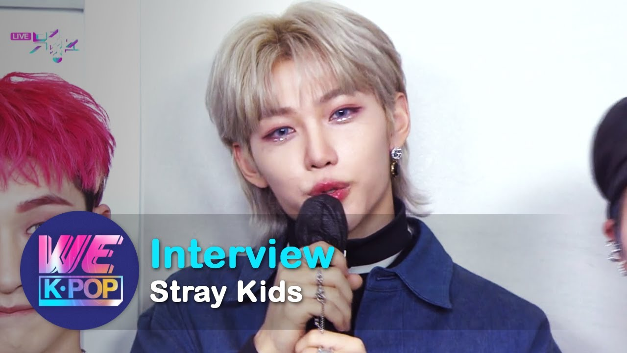 Interview with Stray Kids [Music Bank / ENG / 2020.09.18]