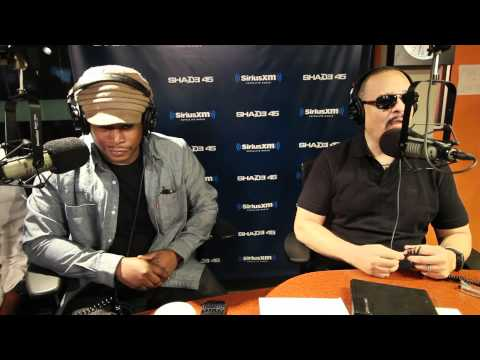 Ice-T explains being gangsta on #SwayInTheMorning