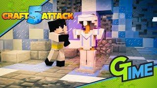 Ich habe die ULTIMATIVE RÜSTUNG der ZERBERSTUNG! - Minecraft Craft Attack 5 #11 | Gamerstime