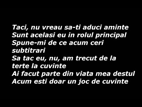 alt DJ feat. The Motans - Subtitre Versuri/Lyrics