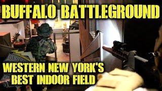 DesertFox Airsoft: Buffalo BattleGround (Western New York