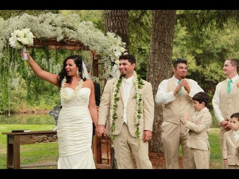 Jon Luttrell Karla Narvaez Wedding Slideshow