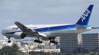 ULTIMATE Plane Spotting Compilation at NAHA Airport, OKINAWA