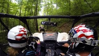 Fisher's ATV World - Little Coal River Trails at Hatfield~McCoy (FULL)