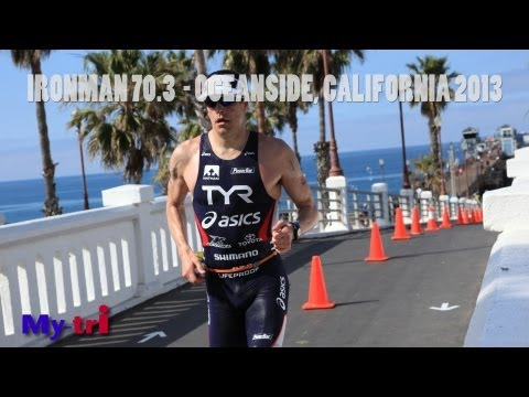Ironman 70.3 Oceanside California 2013