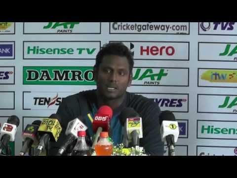 Angelo Mathews & Steve Smith previews 3rd Test at SSC, Colombo