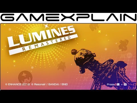 Lumines Remastered - Game & Watch (Nintendo Switch)