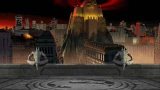 Mortal Kombat 3 (UMK3) - The Roof