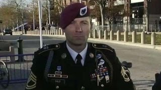 82nd Airborne Division honored at Army-Navy game