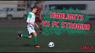 Highlights VS Strogino I 30.05.2017 I Nike K11