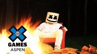 MUSIC LINEUP ANNOUNCED | X Games Aspen 2018