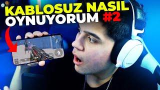 UZUN ZAMANDAN SONRA TELEFONDAN OYNADIM!! | PUBG Mobile