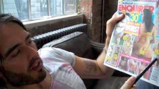 Do Celebrities Gain Weight? Russell Brand The Trews Extra Ep59