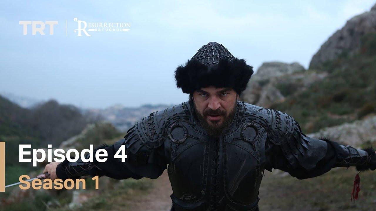 Resurrection Ertugrul Season 1 Episode 4 (English Subtitles)