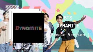 Download BTS - DYNAMITE 'Acoustic Remix' (Female Version)