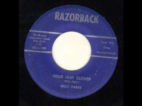 Billy Parks - Four Leaf Clover