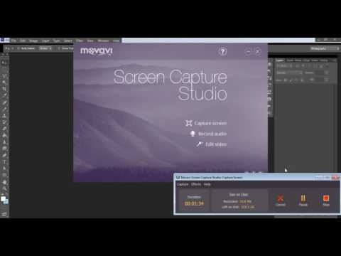 Movavi Screen Capture Software Video Tutorial Review