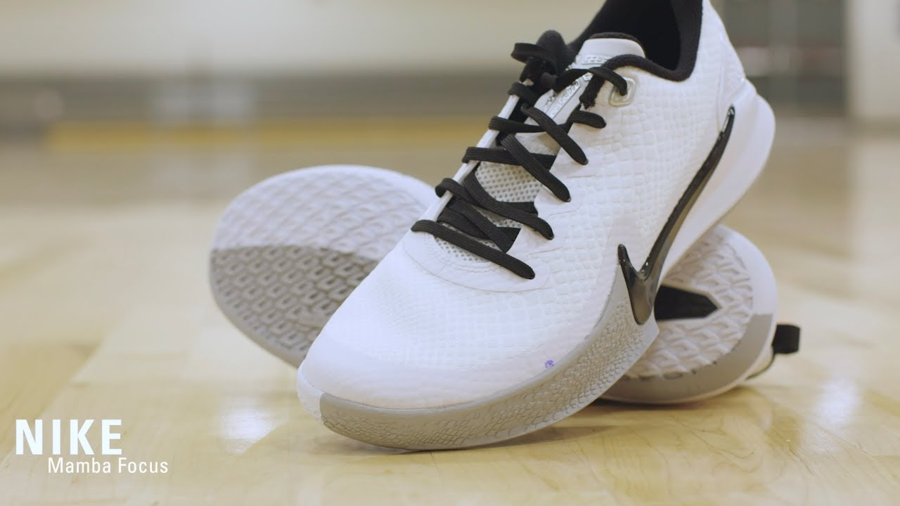 Nike Mamba Focus Basketball Shoe