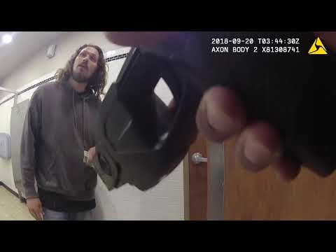 Body camera footage released in fatal Eagle Point police sho