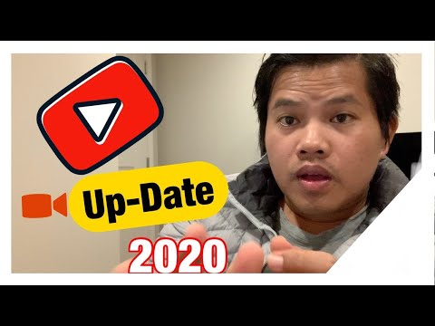 Update For Making Money On YouTube 2020 - Tips