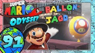 SUPER MARIO ODYSSEY Part 91: Mit Musiker-Outfit Ballon-Jagd im Cityland & Schlemmerland