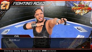 Fire Pro Wrestling World: Fighting Road #27 - Expedition of Gold
