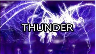 Imagine Dragons – Thunder (Lyrics)  Enjoy #SINGALONG