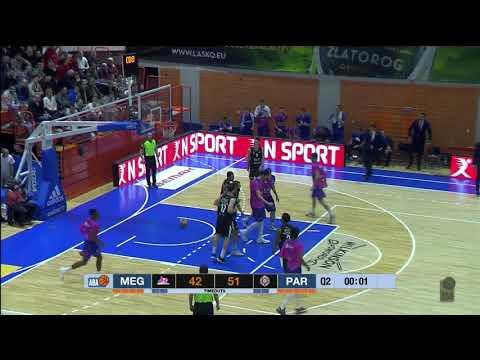 ABA Liga 2017/18 highlights, Round 8: Mega Bemax - Partizan NIS (11.11.2017)