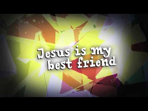 Jesus What A Friend-Kids on the move