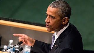 Obama: U.S. Alone Can't Solve World's Problems