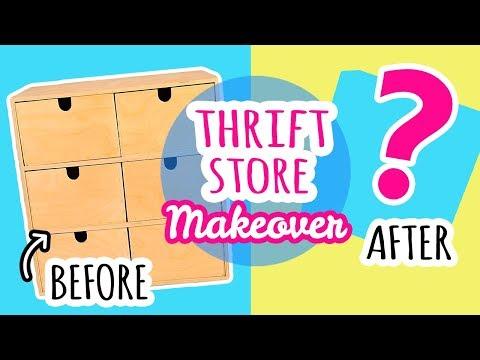 Thrift Store Makeover #5