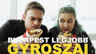 Budapest legjobb gyroszai ⎮ PANÍR ALATT