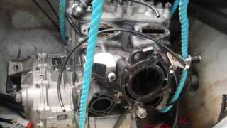 0 Jet Ski Tear Down Part 2 How To Remove The Jet Pump