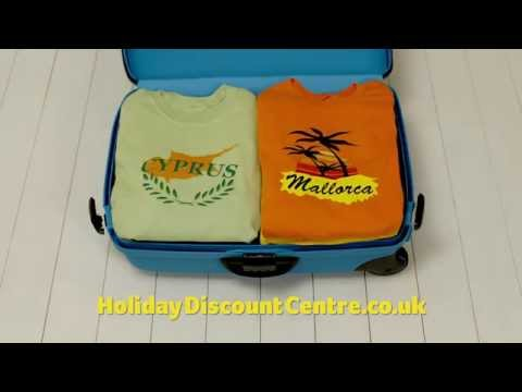 Holiday Discount Centre Advert - Holiday Deals - Saving you Time & Money!