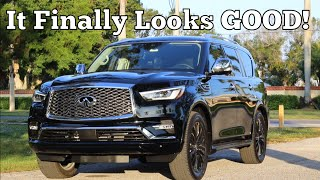 Here's The 2018 Infiniti QX80 and All its New Features!