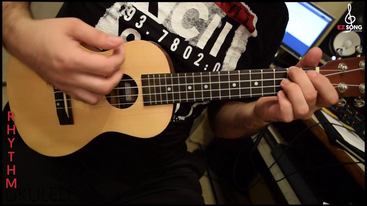 how to play heathens on ukulele