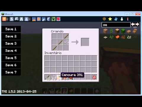 Para Que Serve Cenoura No Palito Minecraft