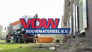 AT WORK -  Mobile betoncentrale VDW