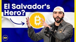 Will Bitcoin Save El Salvador?