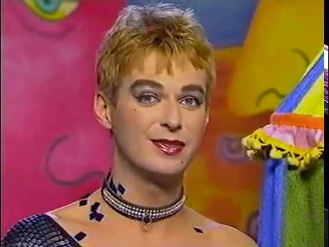 Sticky Moments On Tour  In The Far Off Seas Julian Clary, 1990