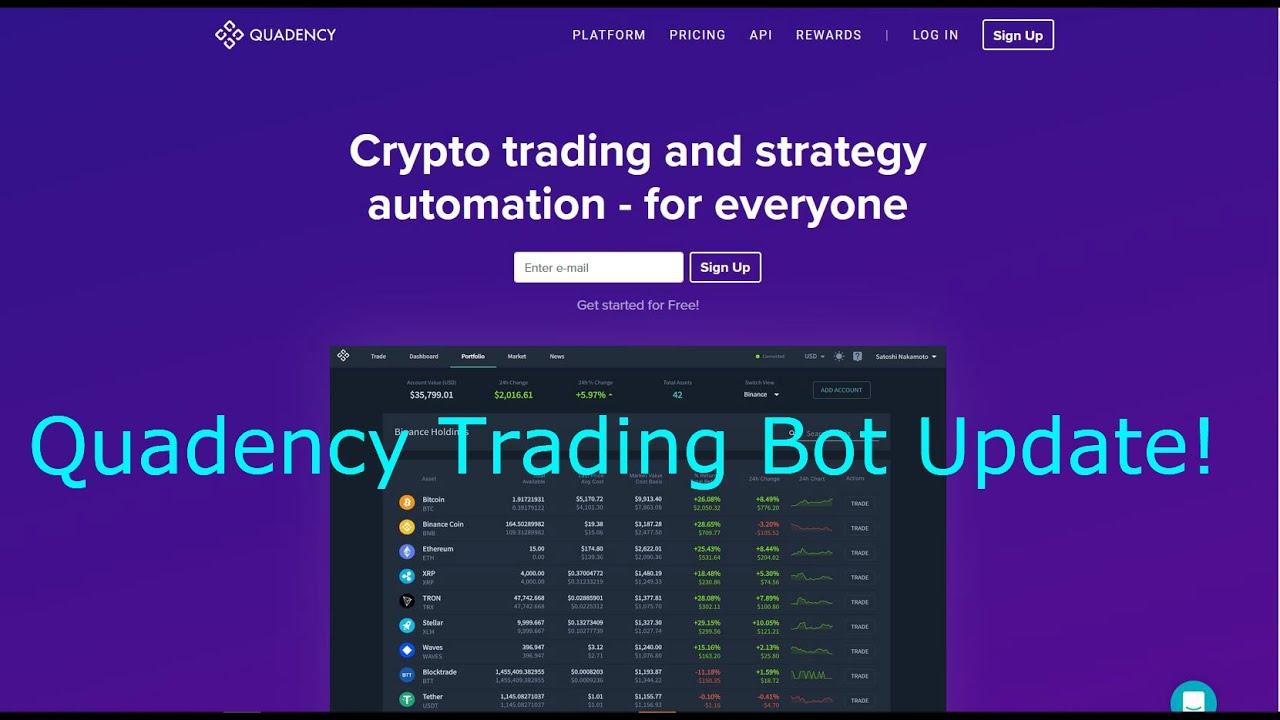 quadency best bot