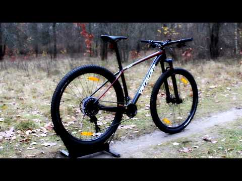 Велосипед Specialized Epic HT BASE 29 2017 года.