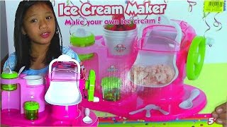 Young Chef Ice Cream Maker - Make Your Own Ice Cream thumbnail
