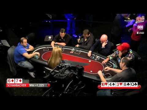 Poker Night In America | Live Stream | 11-21-15 | Part 1 of 3 | Rivers Casino – Pittsburgh, PA