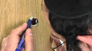 מפתח אפס לצילינדר קורס מנעולן
