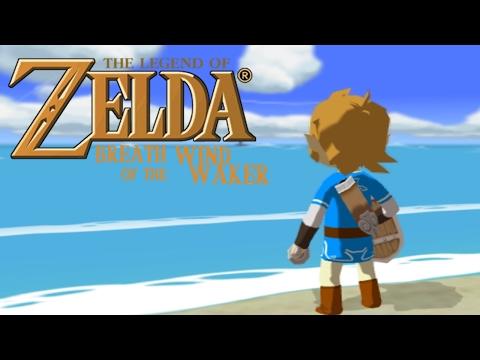 The Legend of Zelda: Breath of The Wind Waker - Trailer