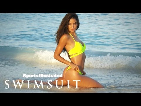 Lily Aldridge Is As Hot As The Sun On Turks & Caicos | Irresistibles | Sports Illustrated Swimsuit