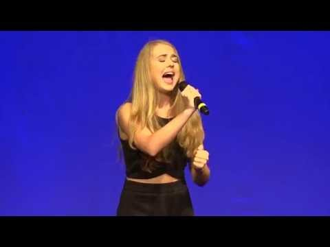 Chloe Finlay Performing 'Nothing' from A Chorus Line