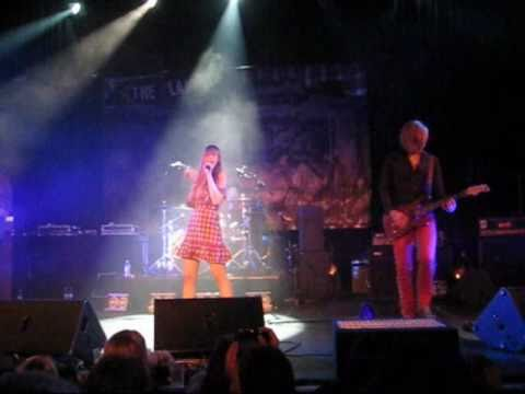 The Plaid (AMIE) - Obsession live im Capitol Mannheim 2010 mp3