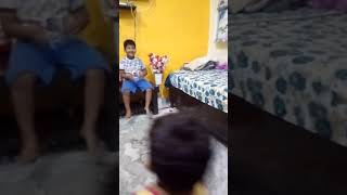 1 year old funny baby